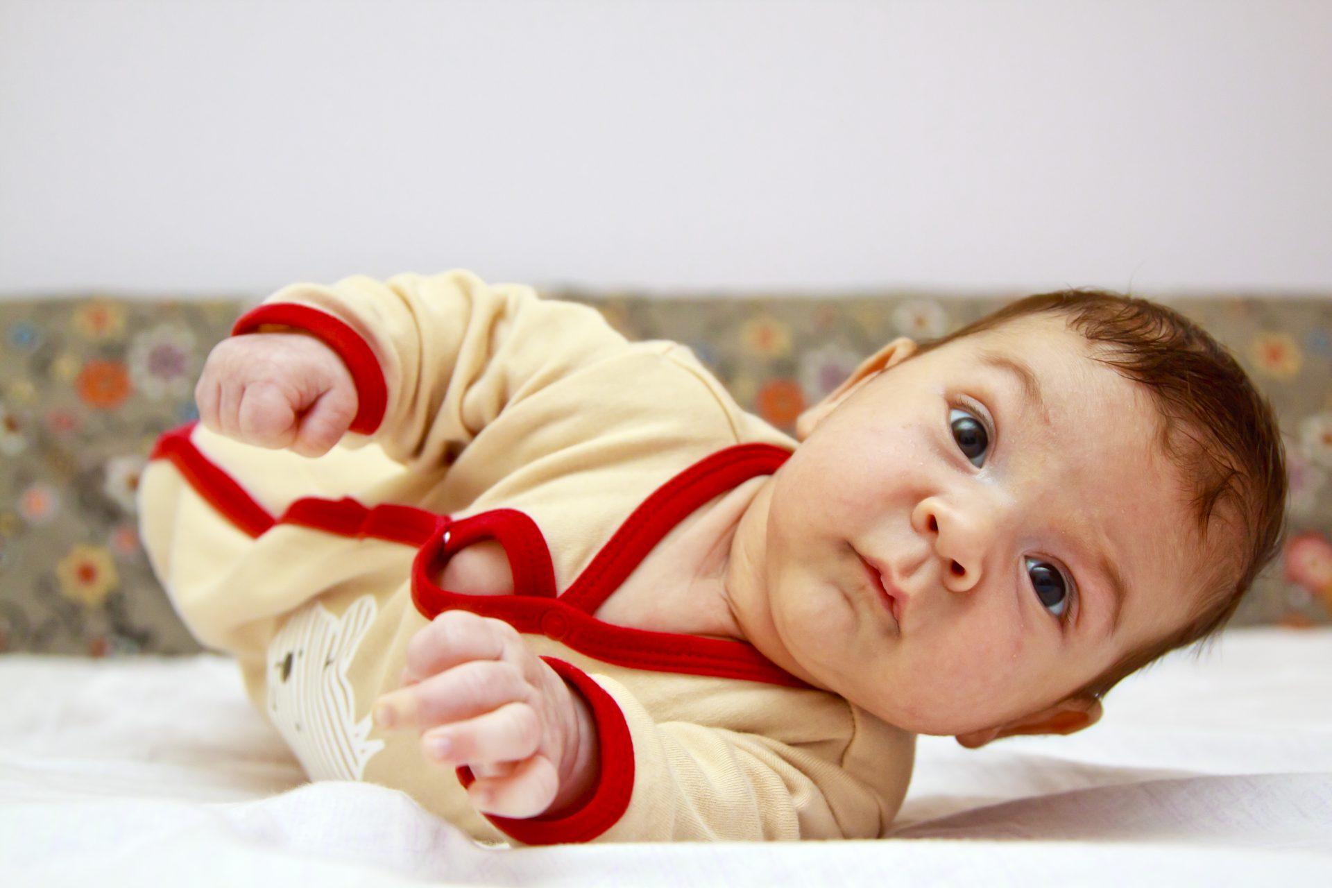 ענבלתנועה   האם אפשר ללמד תינוקות להתהפך?