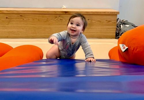 ענבל לתנועה | התפתחות התינוק: תכנון תנועה - כל מה שחשוב לדעת!