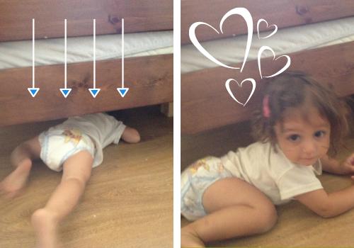 ענבל לתנועה | משחק לעידוד זחילת גחון, ליווי התפתחותי לתינוקות