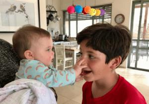 ליווי התפתחותי תינוקות חכמים