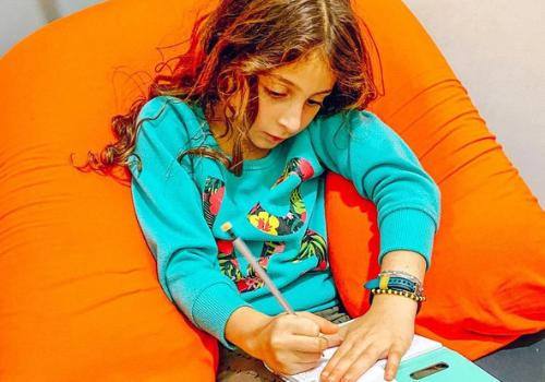 ענבל לתנועה | ליווי התפתחותי: הכר ודה אצל ילדים